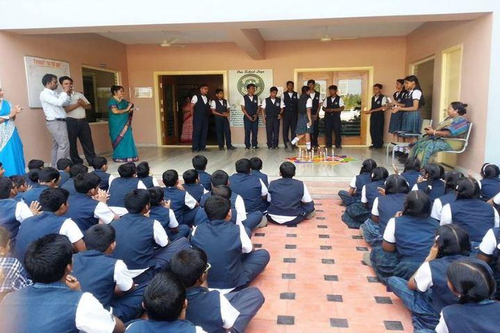 Sanskruti Global School-Meeting