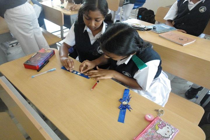 Sanskruti Global School-Activity