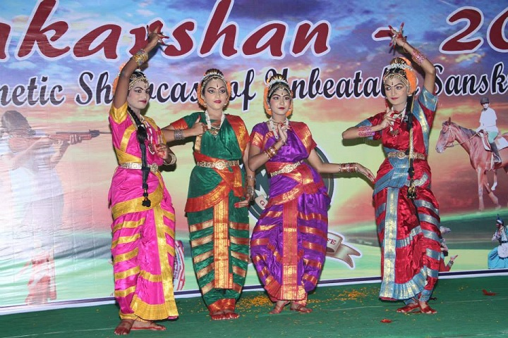 Sanskruti Global School-Events