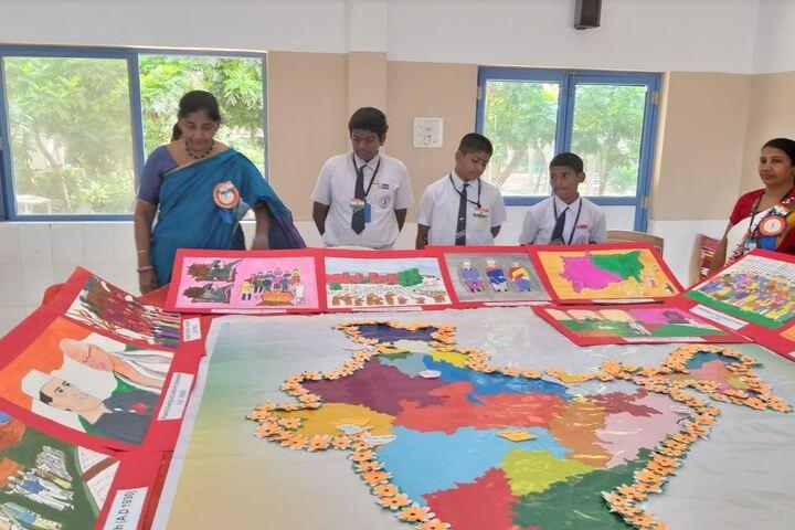 Saranya Concept School-Arts
