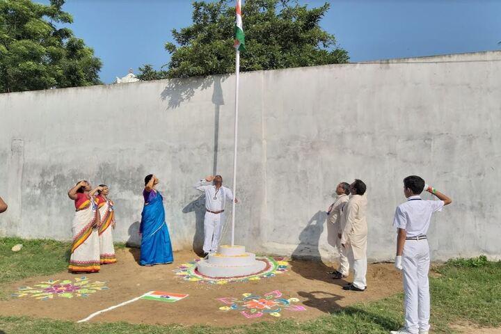 Saranya Concept School-Independence Day