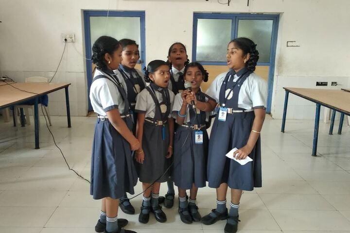 Saranya Concept School-Singing