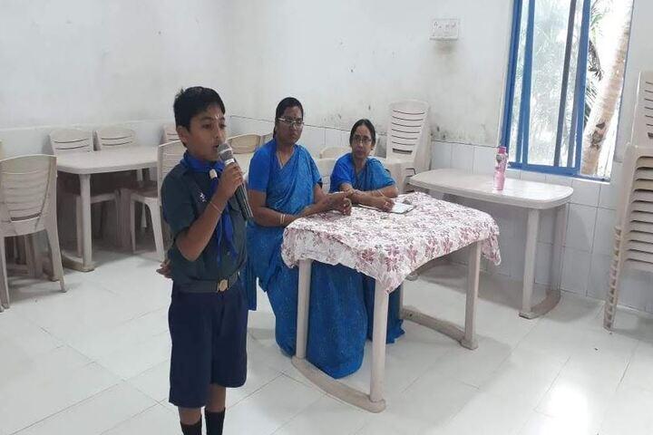 Saranya Concept School-Speech