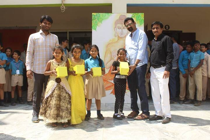 SDR World School-Annual Prize Distribution