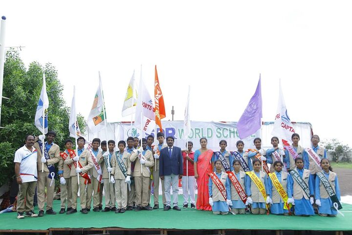 SDR World School-Investiture Ceremony