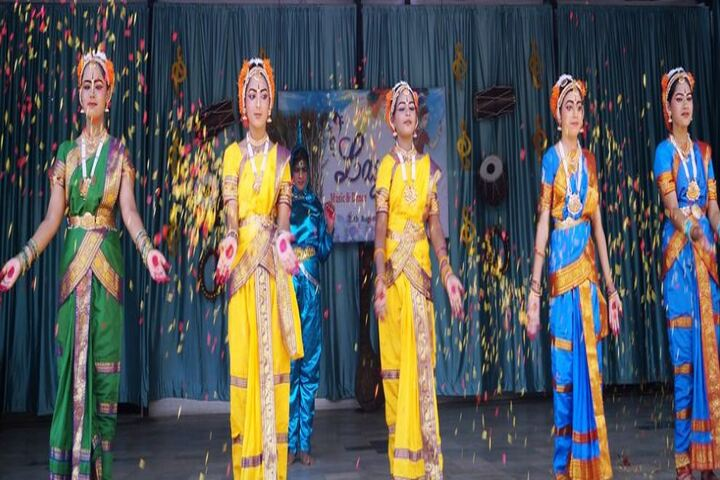 The Secunderabad Public School-Cultural Dance