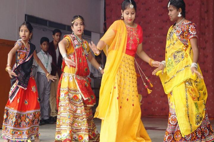 The Secunderabad Public School-Dance