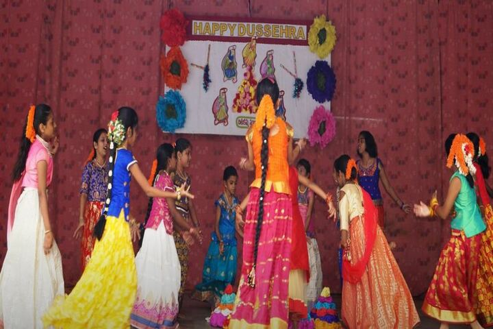 The Secunderabad Public School-Festival Celebrations