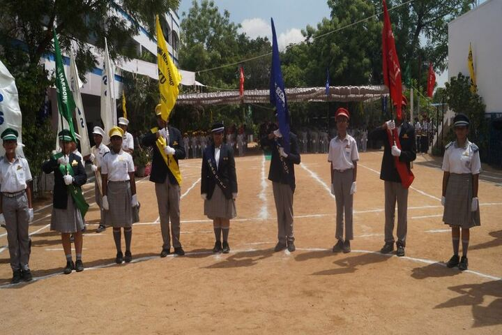 The Secunderabad Public School-Investiture Ceremony
