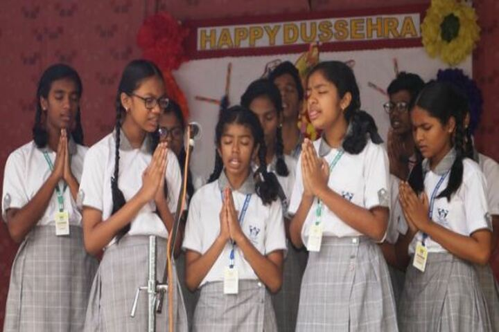 The Secunderabad Public School-Prayer