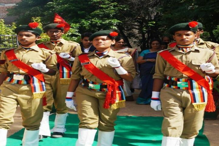The Secunderabad Public School-Scouts