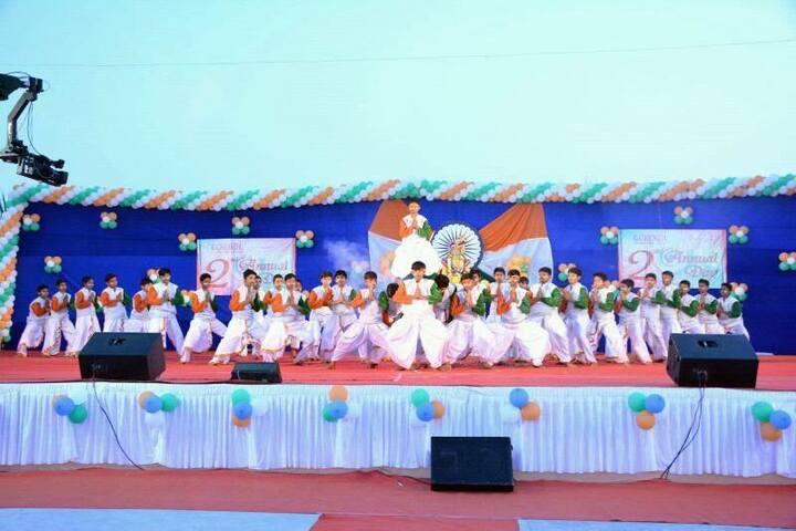 Shree Swaminarayan Gurukul International School-Events1