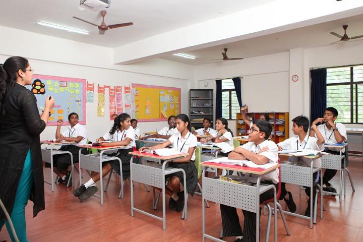 Silver Oaks Educational Society-Classroom