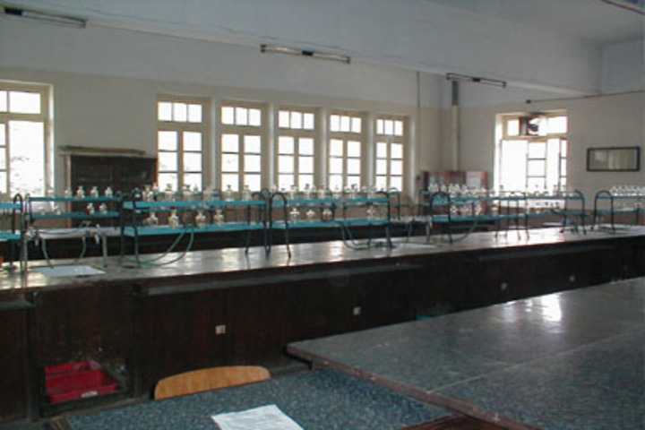 St Vincents High School-Chemistry Lab
