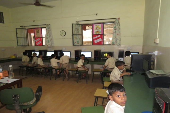 St Vincents High School-Computer Lab