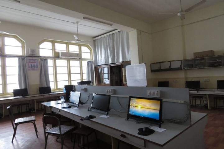 St Vincents High School-IT Lab