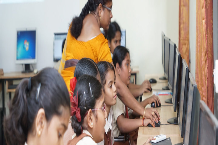 Sir C R Reddy Public School-Computer Lab