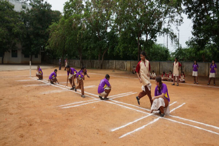 Sir C R Reddy Public School-Games