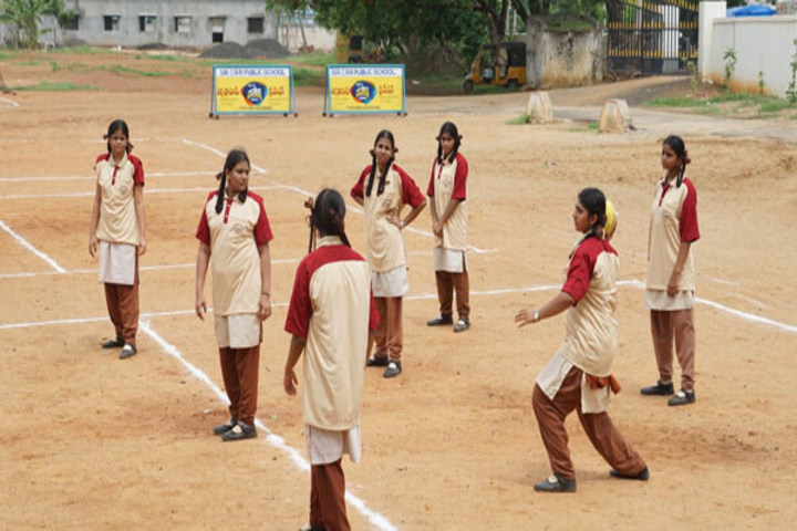 Sir C R Reddy Public School-Sports