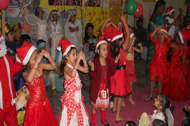 Slate The School-Christmas Celebrations