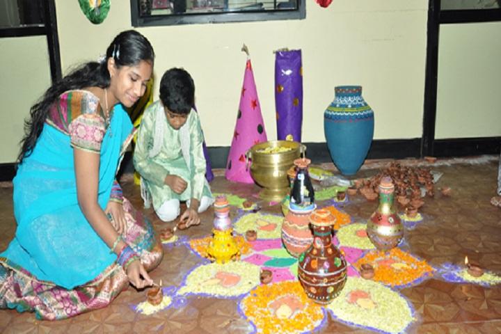 Slate The School-Diwali Celebrations