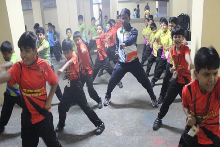 Slate The School-Karate