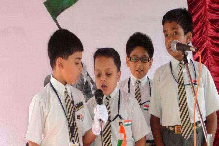 Slate The School-Singing