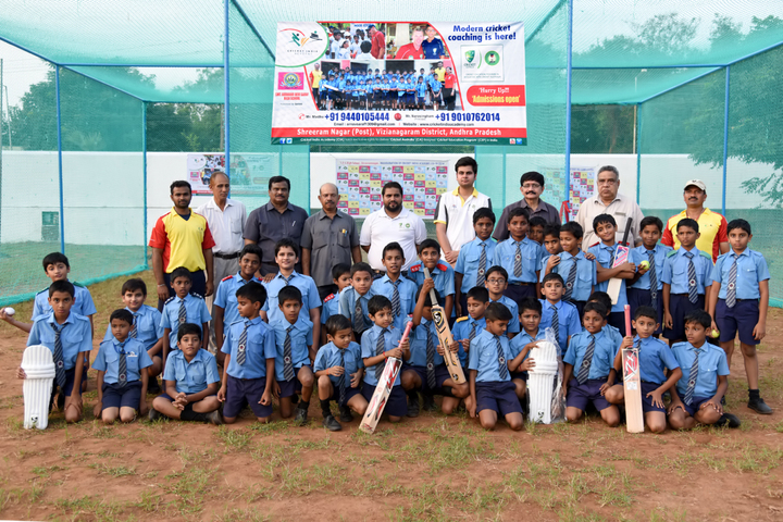 Smt Godavari Devi Saraf High School-Cricket Team