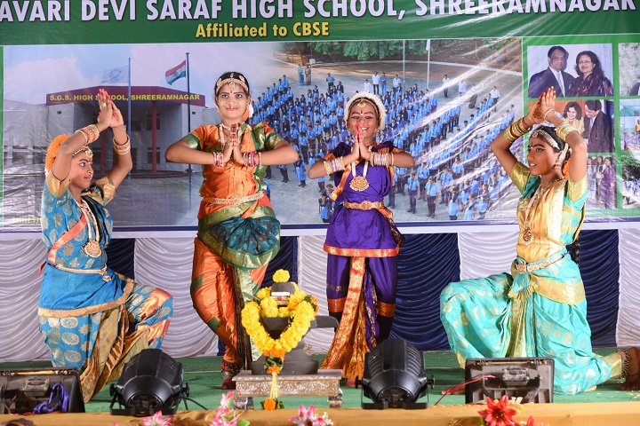Smt Godavari Devi Saraf High School-Events