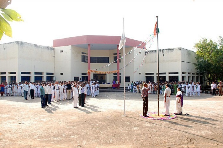 Smt Godavari Devi Saraf High School-Independence Day Celebrations