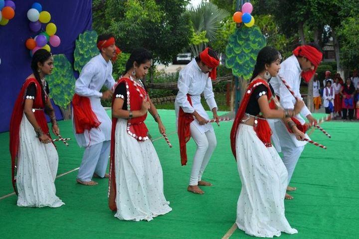 Sree Vidya Nikethan International School-Cultural Dance