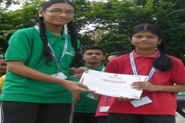 Sree Vidya Nikethan International School-Felicitation