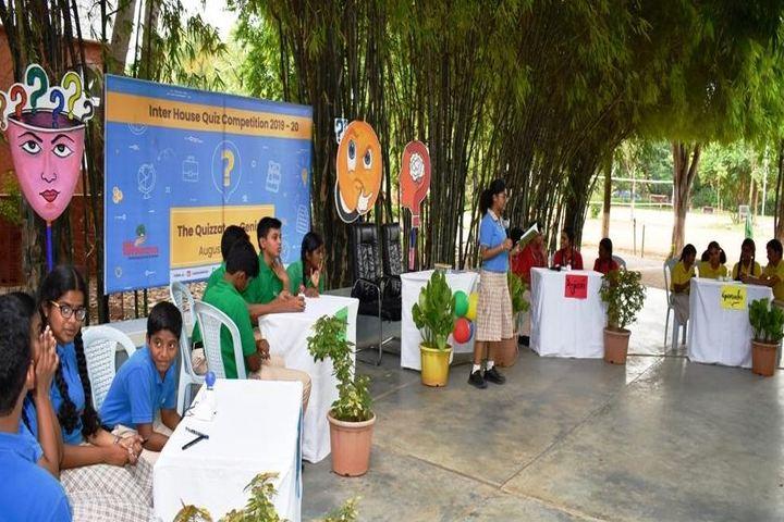 Sree Vidya Nikethan International School-Quiz