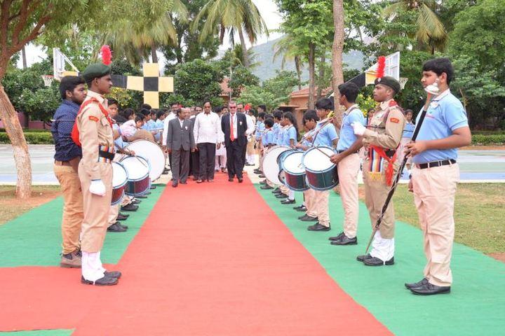 Sree Vidya Nikethan International School-School Band
