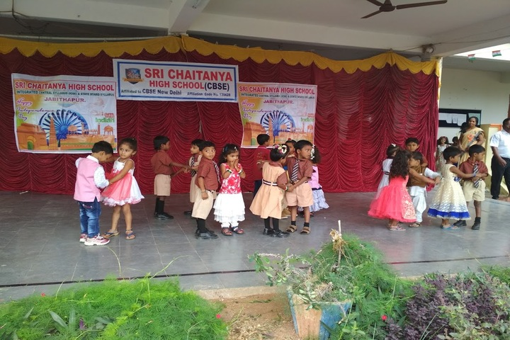 Sri Chaitanya High School-Events1