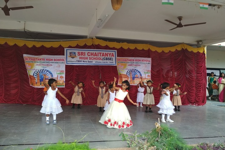 Sri Chaitanya High School-Events2
