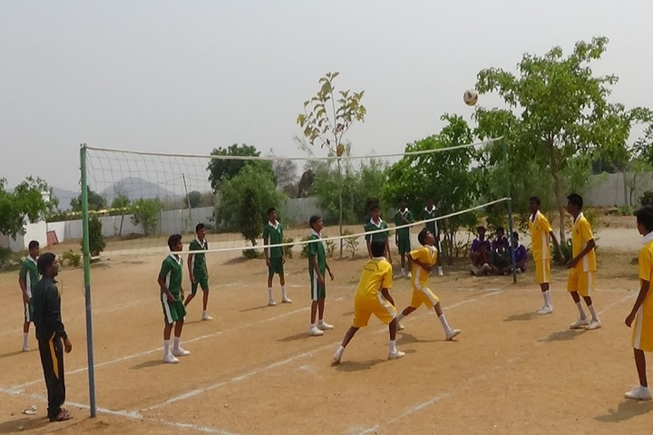 Sri Chaitanya High School-Sports