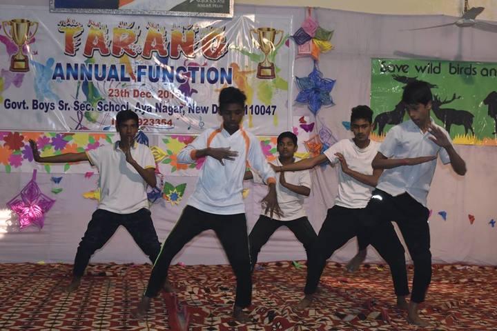 Government Boys Senior Secondary School-Annual day