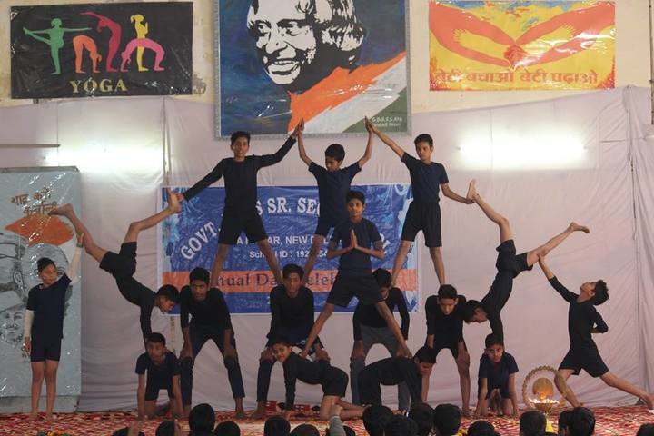 Government Boys Senior Secondary School-Events