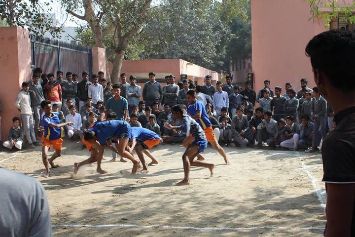 Government Boys Senior Secondary School-Games
