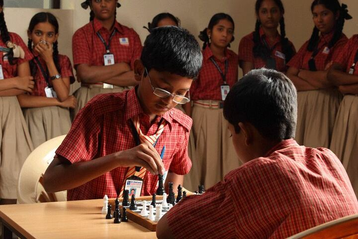 Sri Chaitanya Techno School- Chess