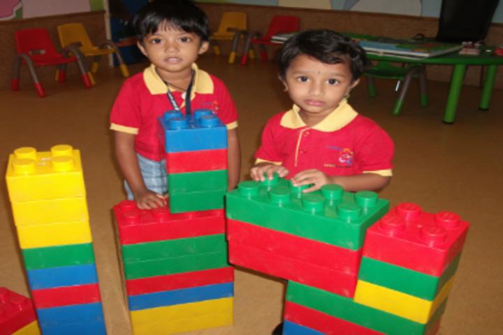 Sri Chaitanya Techno School- Kindergarten