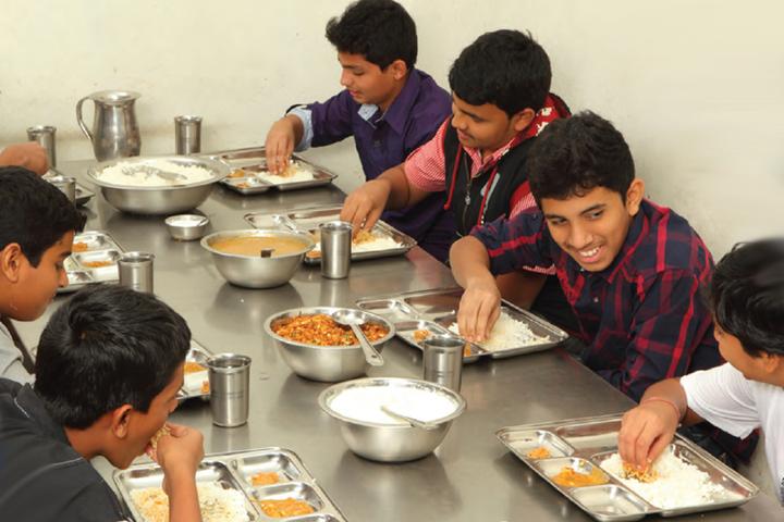 Sri Chaitanya Techno School- Mess