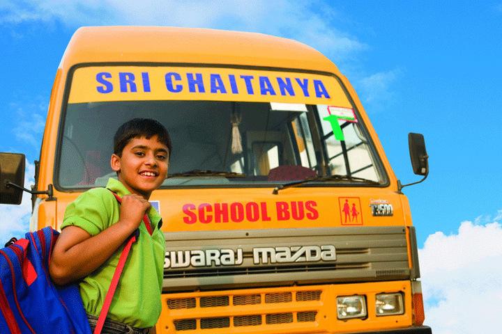 Sri Chaitanya Techno School- Transport
