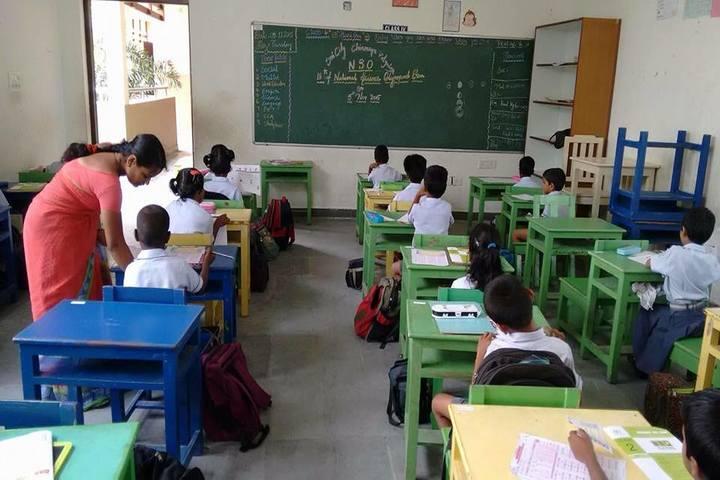 Sri City Chinmaya Vidyalaya- Classrooms