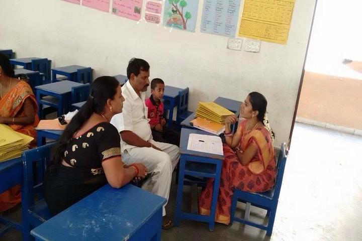 Sri City Chinmaya Vidyalaya- Parents Teacher Meeting