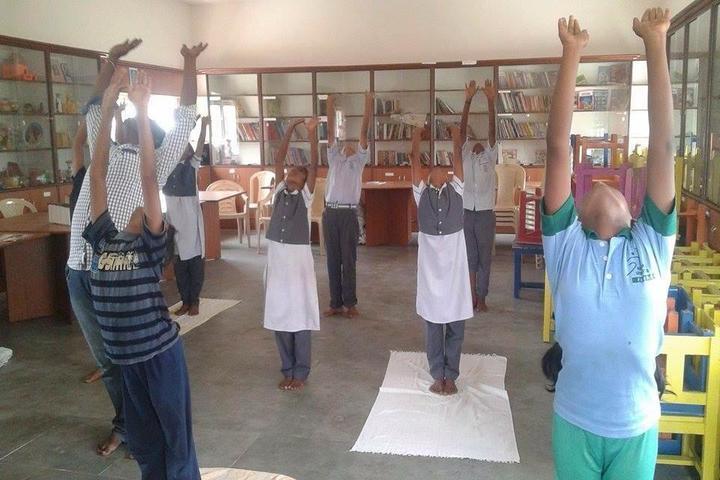 Sri City Chinmaya Vidyalaya- Yoga