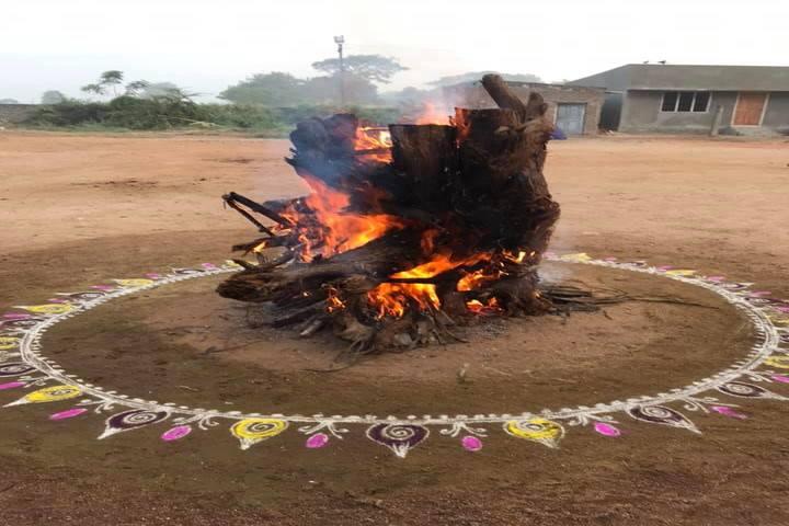 Sri Prakash Residential School- Pongal Celebrations