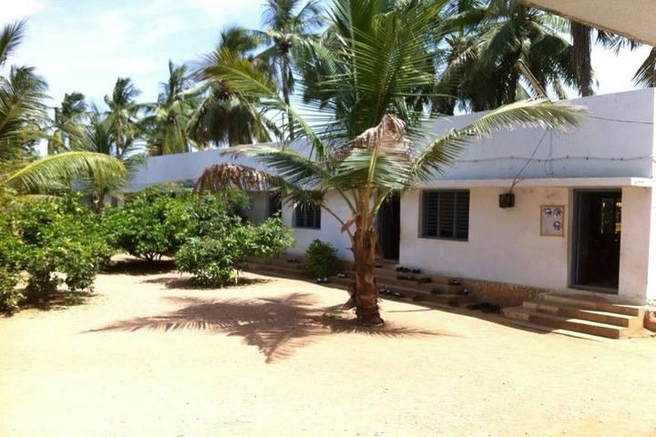 Sri Prakash Residential School- School View
