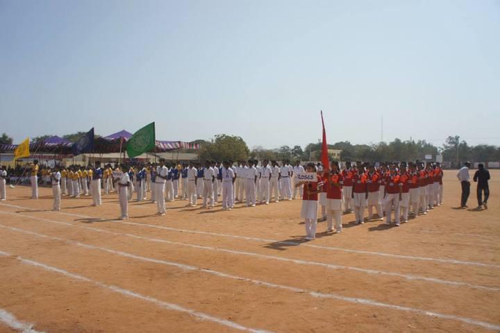 Sri Prakash Residential School- Sports Meet
